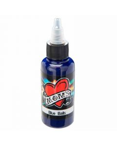 Millennium Mom's Tattoo Ink 1 oz Blue Balls 1 oz