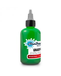 1 oz Sterile StarBrite Colors GRASSY GREEN Tattoo Ink