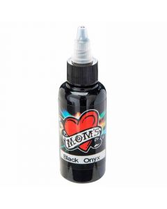 Millennium Mom's Tattoo Ink - Black Onyx - 4 oz