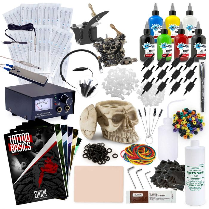 Wholesale Cheap Tattoo Kits For Beginners With Free Shipping