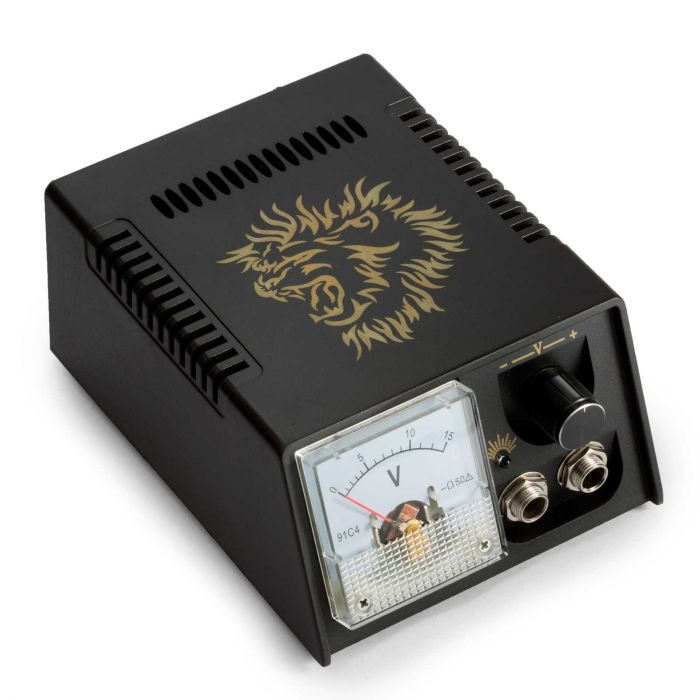 Gold Lion Analog Tattoo Power Supply
