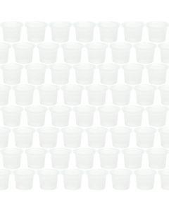 Rehab Ink 1000 Medium Plastic Tattoo Ink Caps / Cups (#16 - #19)