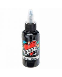 Millennium Mom's Black Onyx 1/2 oz Tattoo Ink - 1/2 oz