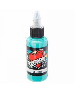 Millennium Mom's Blu Job Tatoo Ink 1 oz Blue 1 oz